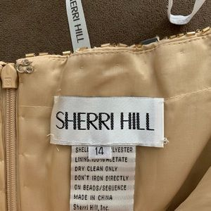 Sherri hill short prom dress